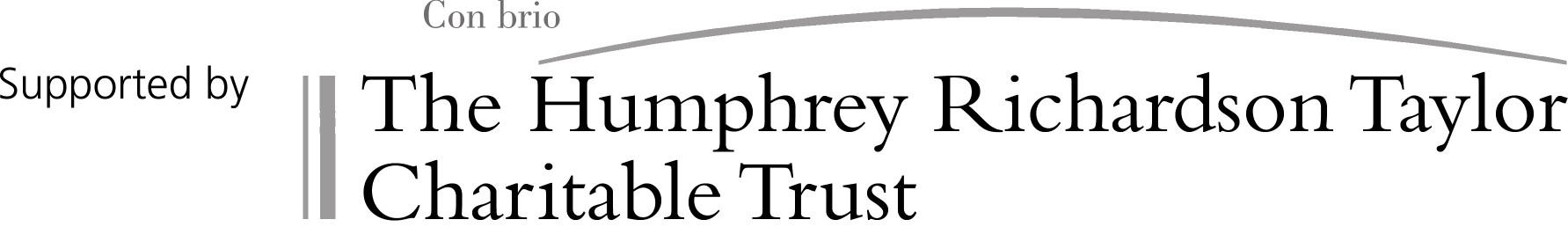 Logo of The Humphrey Richardson Taylor Charitable Trust